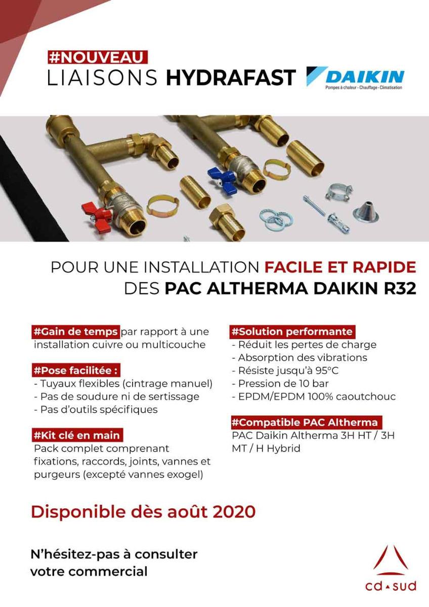 Affiche Kit de Liaison hydraulique Daikin