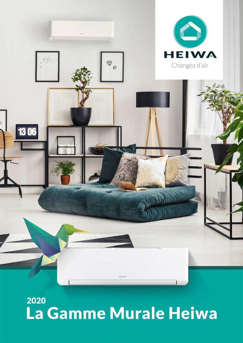 Page de couverture Mural Heiwa