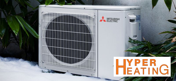 Technologie Hyper Heating Mitsubishi Electric