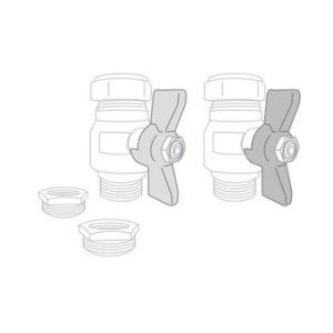 PAC-ISOCH Kit de raccordement chauffage (tous modules)
