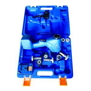 Dudgeonniere électrique TF-VET19S sur batterie 1/4-3/4