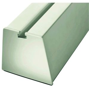 Bouchon de finition de support au sol PVC 450x80x80mm