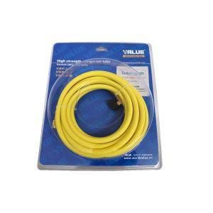 Flexible jaune 1/4-1/4 long 5m R32-R410