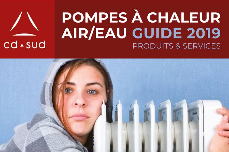 Screenshot du guide pac air eau 2019