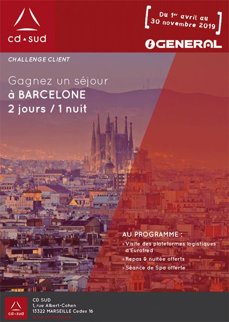 flyer general photo barcelone pour gagnez un voyage